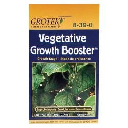 Vegetative Growth Booster 20 Gr. Grotek