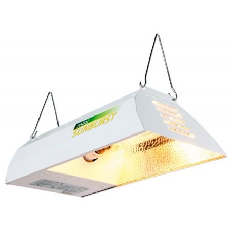 Kit iluminación 150 Watts - Reflector + Ballast + Ampolleta - SUNBURST