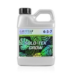 Solo Tek Grow 1Lt. Grotek