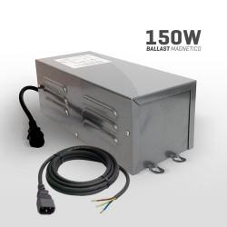 Ballast Magnético con Cable IEC 150 Watts