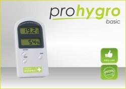 Termohigrometro Basic GHP