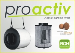 Filtro de Olor ProActiv 100mm x 250 m3/h