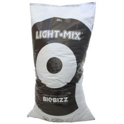 Light Mix 20lt Sustrato Biobizz