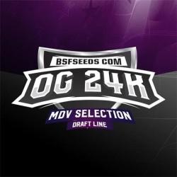 OG 24K X12 Fem - Bigger Stronger Faster Seeds