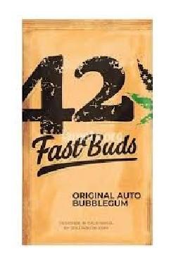 Auto Bubblegum x1 Fast Buds