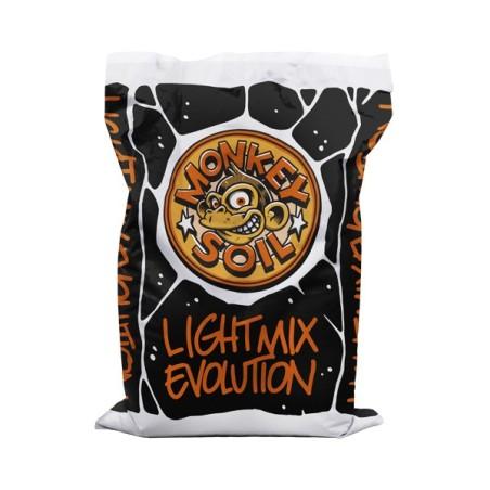 SUSTRATO MONKEY LIGHT MIX EVOLUTION 50 L