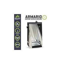 Armario 80x80x160 - Grow Genetics