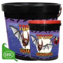 Superguano 1K (100% guano de murciélago) - Top Crop
