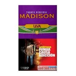 Tabaco Madison Uva 45gr