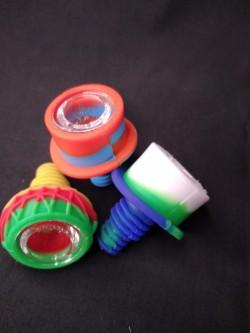 Quemador silicona pyrex