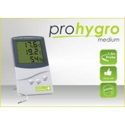 Termohigrómetro Prohygro Medium con Sonda