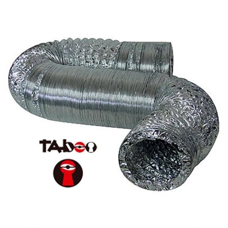Ducto Aluminio Flexible 102mm